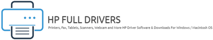 HP FULL DRIVERS